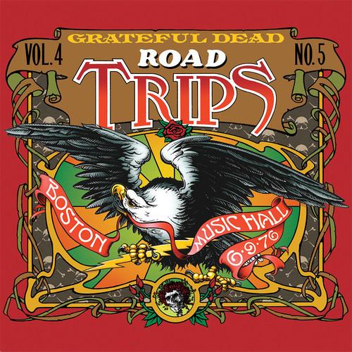 Grateful Dead - Road Trips Vol. 4 No. 5-Boston Music Hall 6/9/76 [3CD]