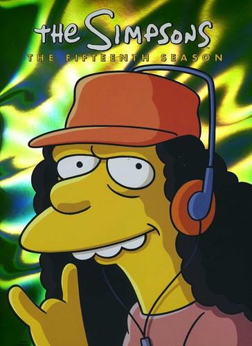 The Simpsons: The Fifteenth Season
