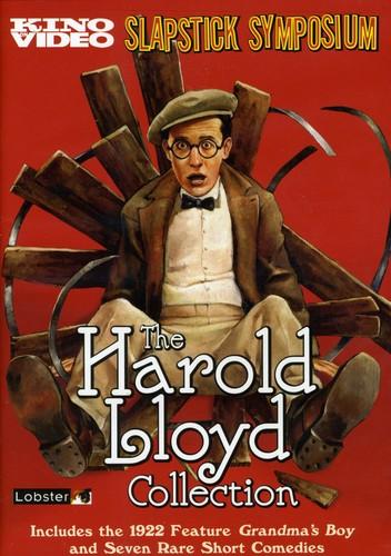 Harold Lloyd - Slapstick Symposium: Harold Lloyd Collection (2pc)