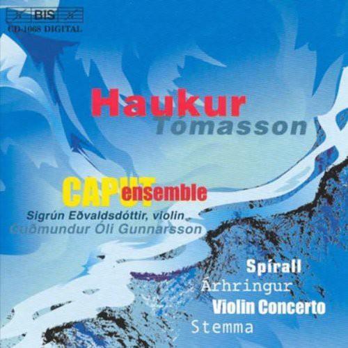 Cto for Violin & Chamber Orch /  Arhringur /  Stemma