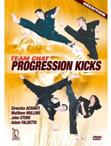 Progression Kicks With Team Chat