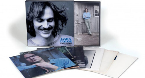 James Taylor - The Warner Bros. Albums: 1970-1976 [6LP]