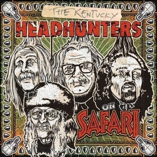 The Kentucky Headhunters - On Safari [LP]