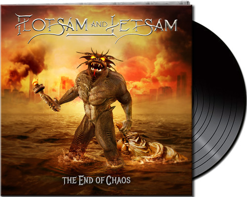 Flotsam & Jetsam - The End Of Chaos [LP]