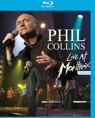Collins, Phil - Phil Collins: Live at Montreux 2004