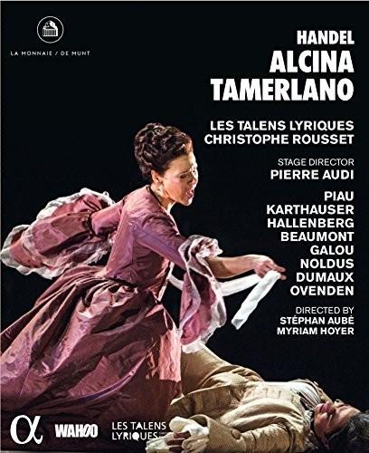 Handel: Alcina & Tamerlano