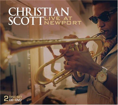 Live At The Newport Jazz Festival [Digipak] [CD/ DVD Combo]