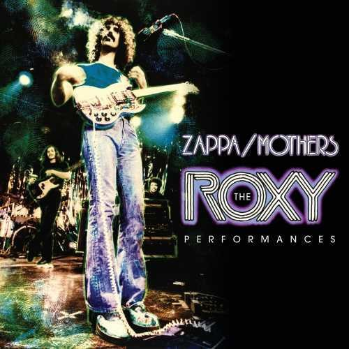 Frank Zappa-The Roxy Performances