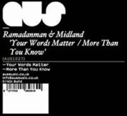 Your Words Matter /  More Than You Know