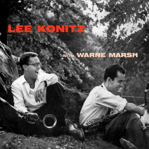Lee Konitz with Warne Marsh [Import]