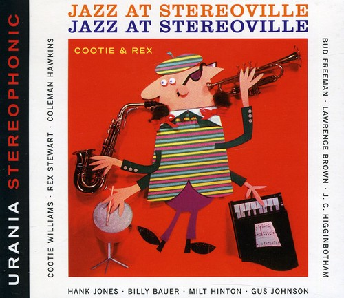 Jazz at Stereoville