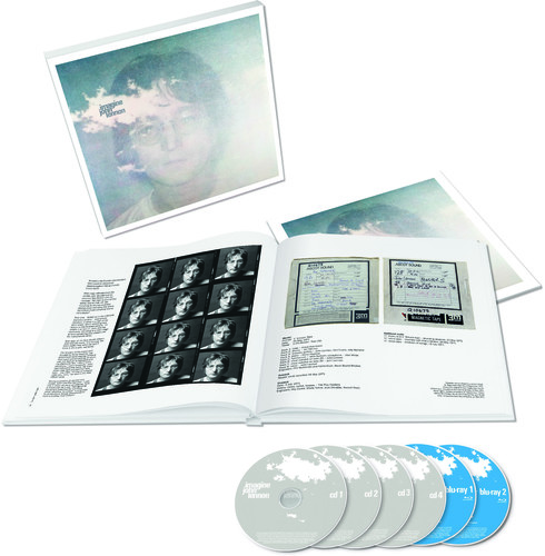 John Lennon - Imagine: The Ultimate Collection [4CD / 2 Blu-ray]