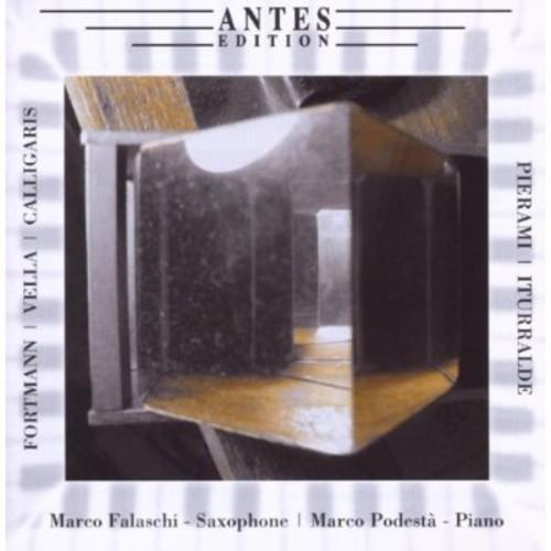 Sonatas for Saxophone & PN