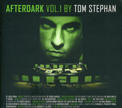 Afterdark 1 Mixed By Roger Sanchez & Tom Stephan [Import]
