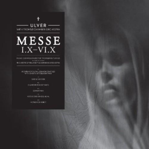 Ulver - Messe I.X - Vi.X [Digipak]