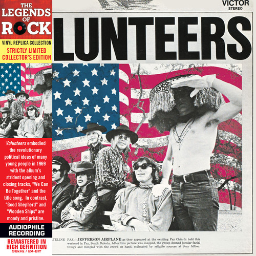 Jefferson Airplane - Volunteers [Limited Edition] (Coll) [Remastered]