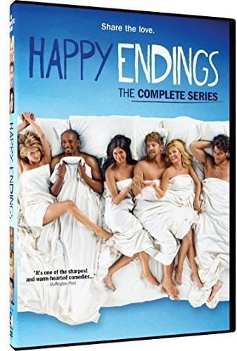 Happy Endings [TV Series] - Happy Endings: The Complete Series