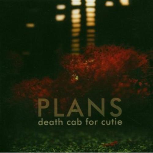Death Cab for Cutie-Plans