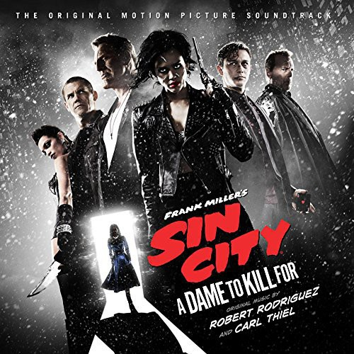 Sin City: A Dame to Kill for / O.S.T.
