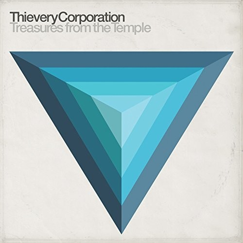 Thievery Corporation - Treasures From The Temple [LP]