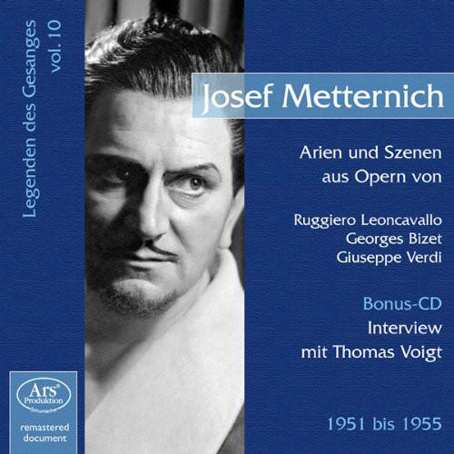 Legenden Des Gesangs 10: Scenes from Operas