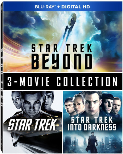 Star Trek Beyond: 3-Movie Collection