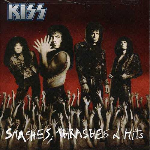 Kiss-Smashes Thrashes & Hits