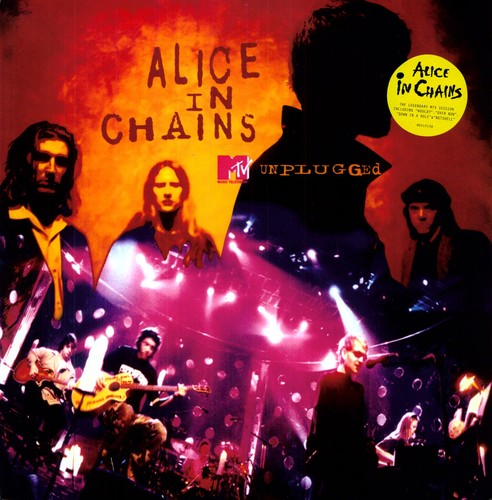 Alice In Chains - Mtv Unplugged [Import]