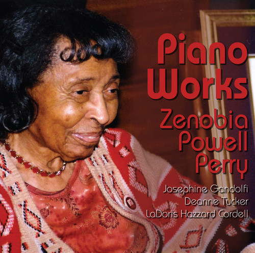 Piano Works By Zenobia Powell Perry