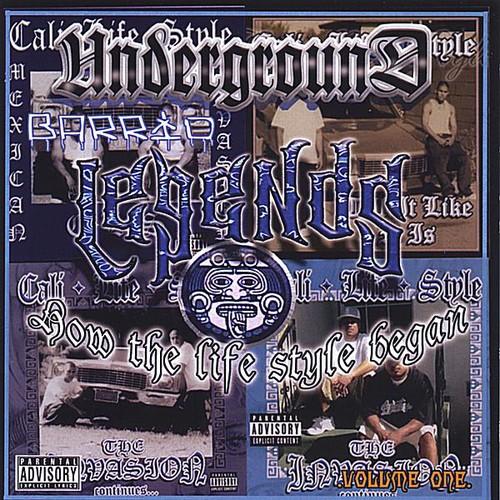 Underworld Barrio Legends 1