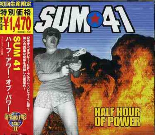 Sum 41 - Half Hour Of Power (Jpn)