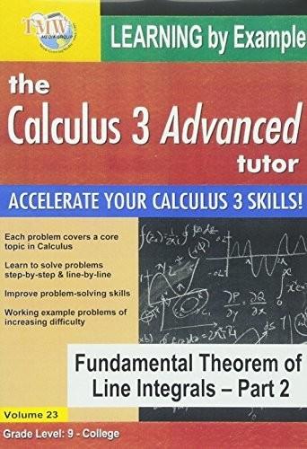 Fundamental Theorem of Line Integrals Part 2