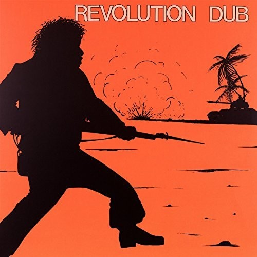 Lee Perry & The Upsetters - Revolution Dub (Hk)