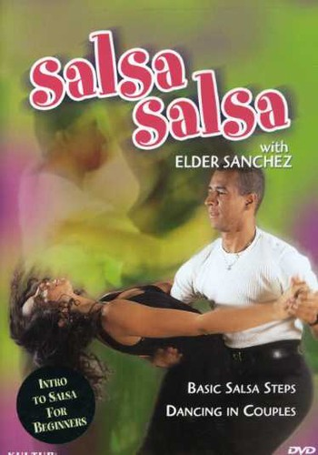 Salsa Salsa With Elder Sanchez