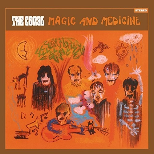 The Coral - Magic and Medicine [Import LP]