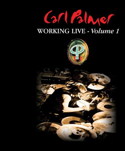 Carl Palmer - Working Live Volume 1
