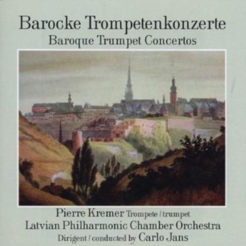 Baroque Trumpet Ctos