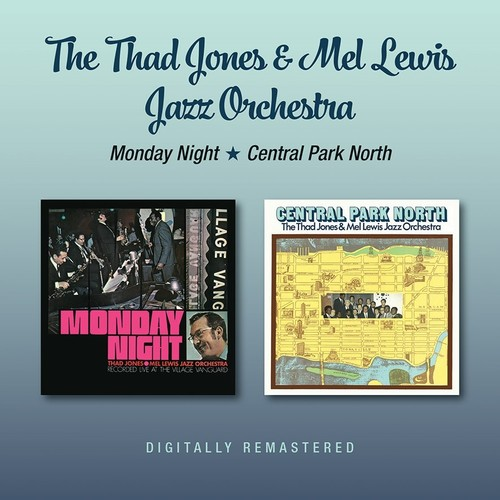 Monday Night /  Central Park North [Import]