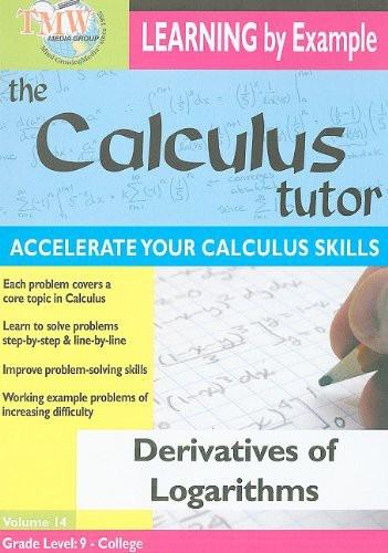 Derivatives of Logarithms