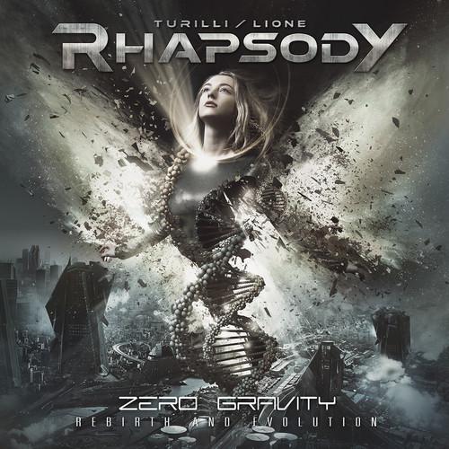 Turilli / Lione Rhapsody - Zero Gravity (Rebirth And Evolution) (Digipak)