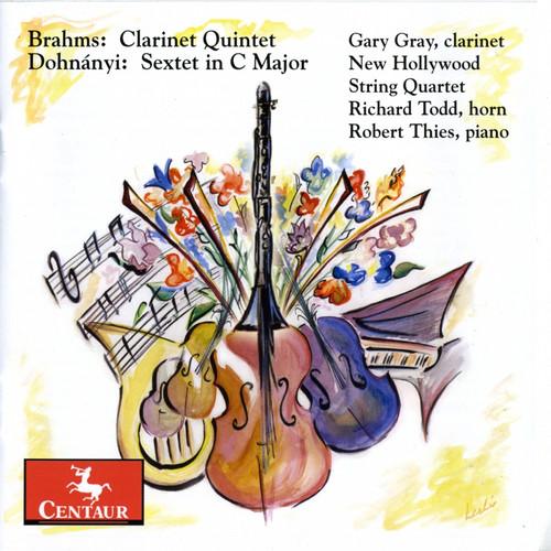 Clarinet Quintet in B minor Op 115 Sextet in C