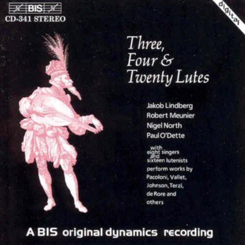 Three Four & Twenty Lutes /  Various