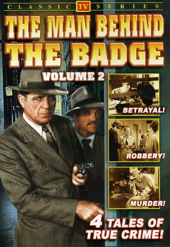 The Man Behind the Badge: Volume 2