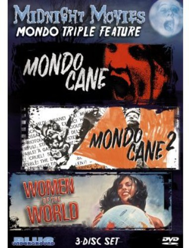 Midnight Movies 11: Mondo Triple Feature