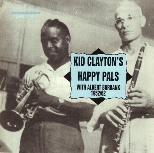 Kid Clayton's Happy Pals