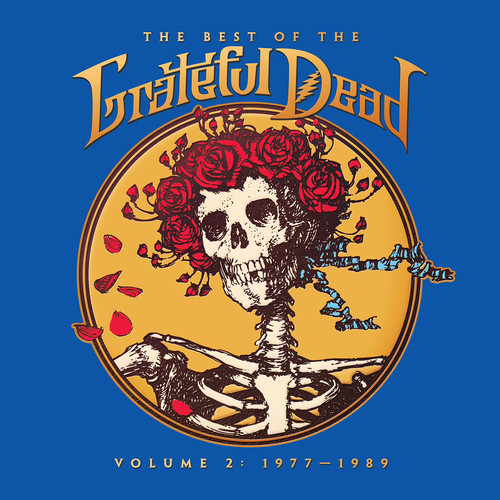 Grateful Dead - The Best Of The Grateful Dead Vol. 2: 1977-1989 [Rocktober 2017 Limited Edition 2LP]