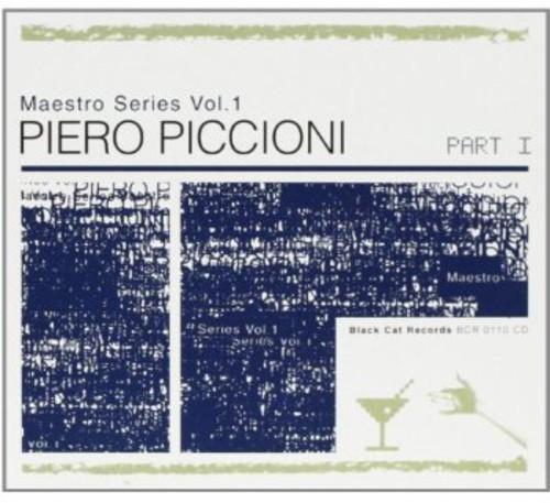 Piero Piccioni Ita - Vol. 1-Maestro Series (Ita)