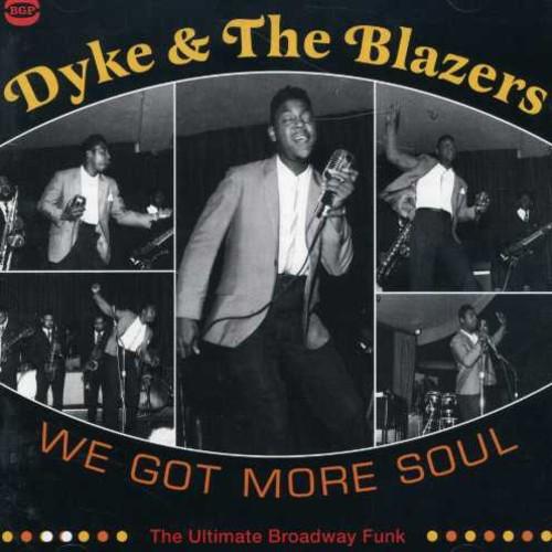 We Got More Soul: Ultimate Broadway Funk [Import]