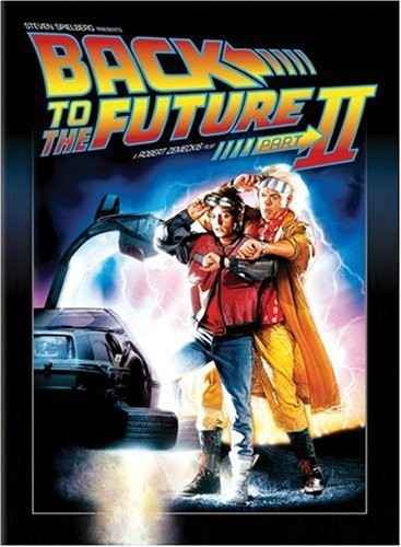 Back To The Future [Movie] - Back To The Future Part II