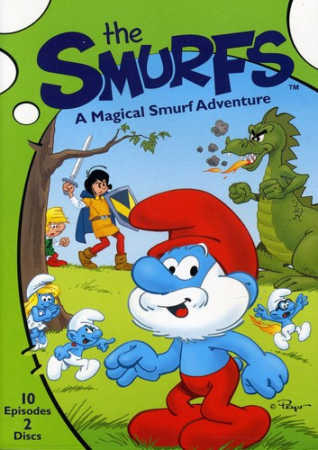 The Smurfs: A Magical Smurf Adventure